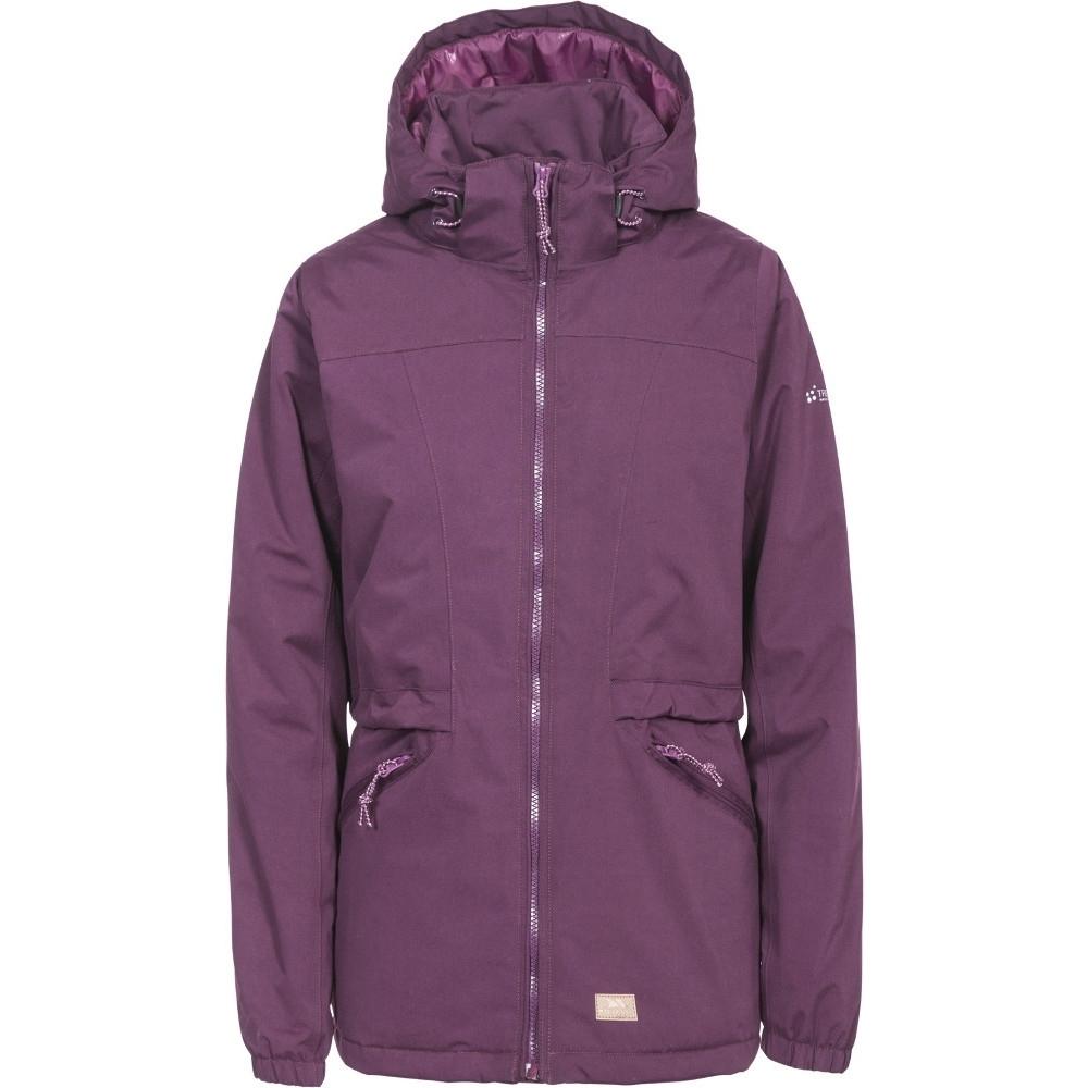 Trespass Womens/ladies Liberate Waterproof Windproof Warm Walking Coat 12/m - Bust 36 (91.4cm)