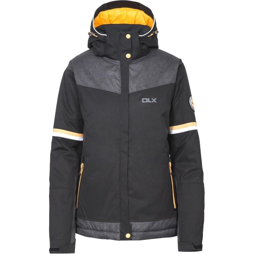 Trespass Womens/ladies Rosan Waterproof Breathable Hooded Skiing Coat 14/l - Bust 38 (96.5cm)