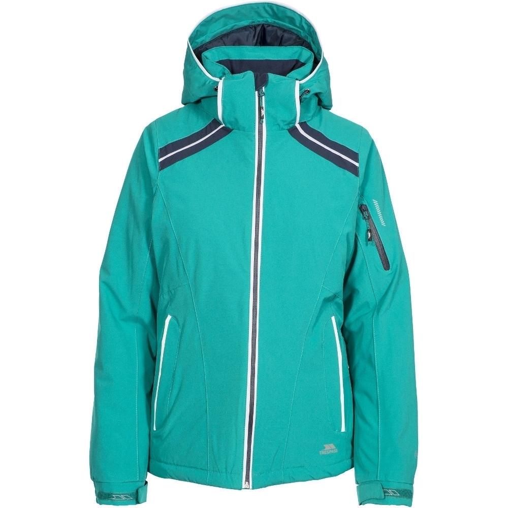 Trespass Womens/ladies Raithlin Waterproof Breathable Padded Ski Coat 10/s - Bust 34 (86cm)