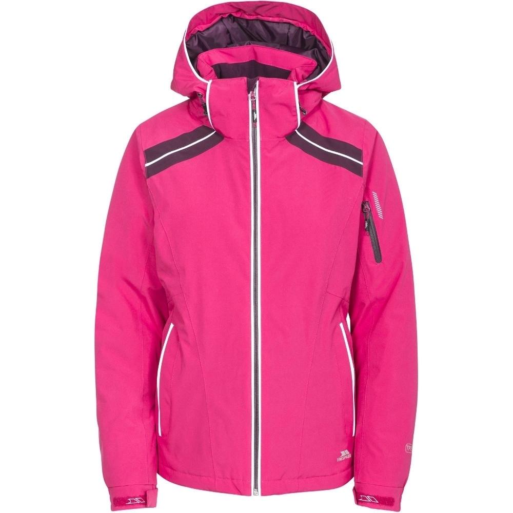 Trespass Womens/ladies Raithlin Waterproof Breathable Padded Ski Coat 12/m - Bust 36 (91.4cm)