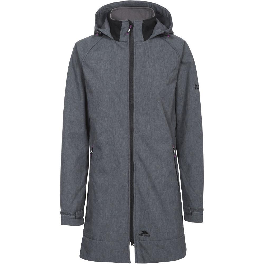 Trespass Womens/ladies Maeve Waterproof Breathable Windproof Coat 6/xxs - Bust 30 (76cm)