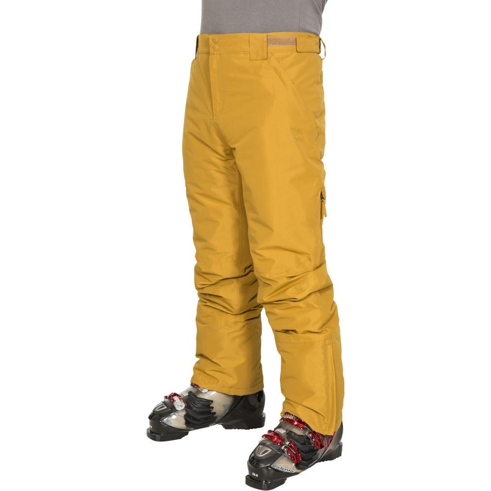 Trespass Mens Roscrea Waterproof Windproof Padded Skiing Trousers S - Waist 30-32 (76-81cm)
