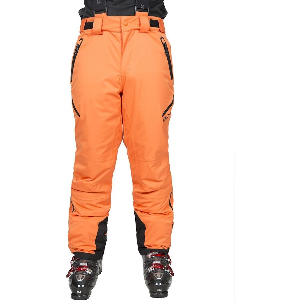 Trespass Mens Kristoff Waterproof Windproof Insulated Skiing Trousers L- Waist 36-38 (91.5-96.5cm)
