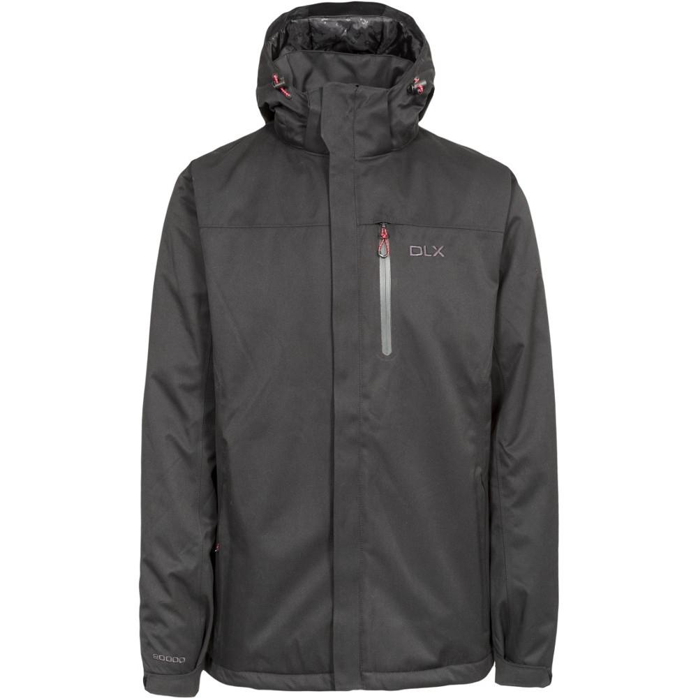 Trespass Mens Renner Waterproof Windproof Padded Walking Jacket Coat Xs - Chest 32-34 (83-88cm)