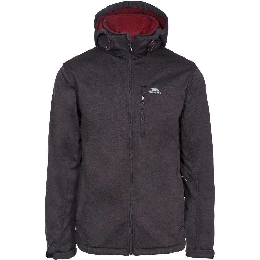 Trespass Mens Maynard Waterproof Windproof Breathable Softshell Jacket S- Chest 35-37 (89-94cm)