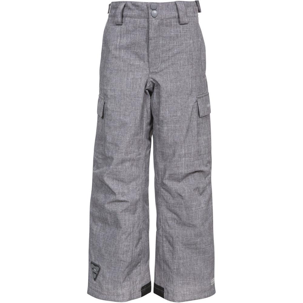 Trespass BoysandGirls Joust Waterproof Breathable Skiing Trousers 7-8 Years - Waist 23 (58.5cm)