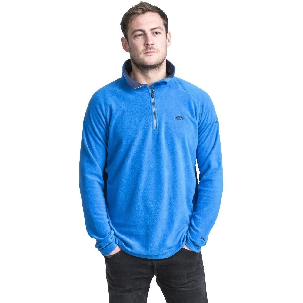 Trespass Mens Blackford Half Zip Anti Pill Fleece Jacket S - Chest 35-37 (89-94cm)