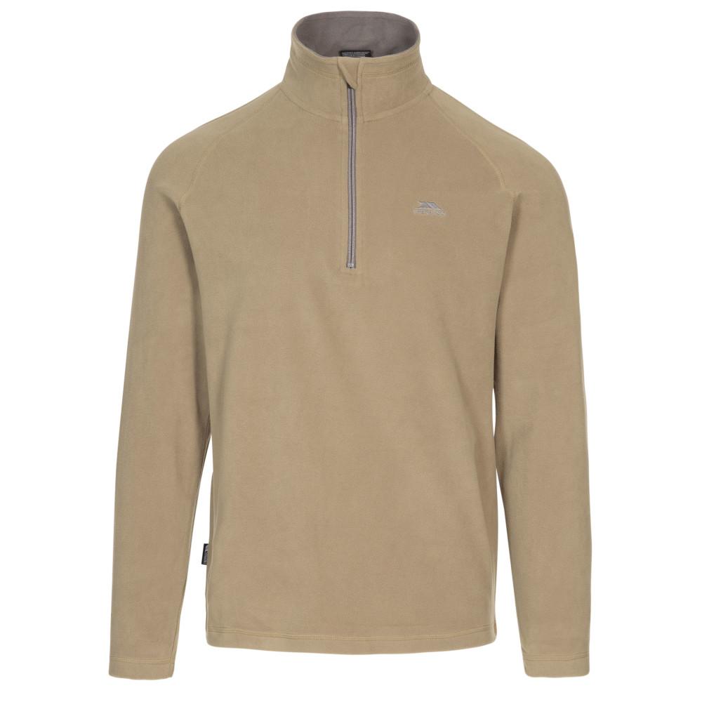 Trespass Mens Blackford Half Zip Anti Pill Fleece Jacket Xs - Chest 33-35 (84-89cm)