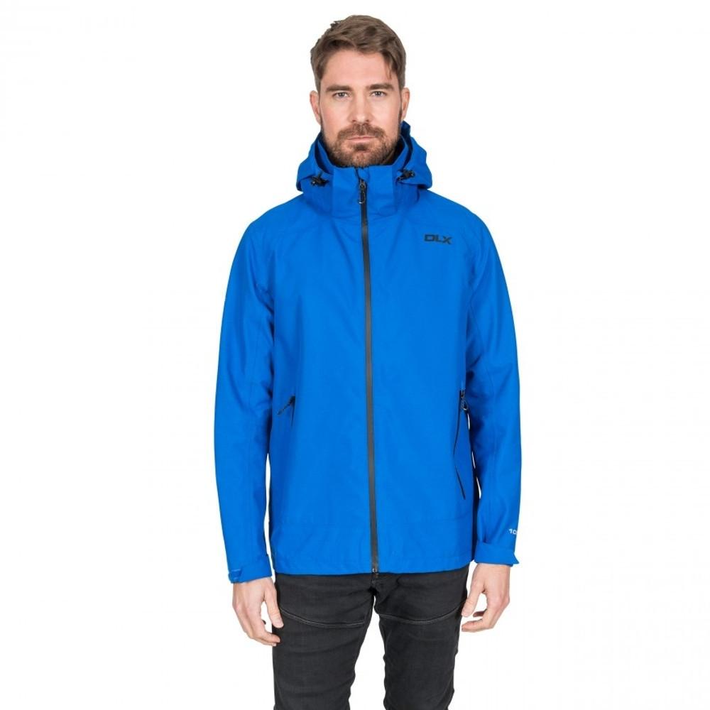 Trespass Mens Lozano Dlx Waterproof Hooded Zip Up Jacket M - Chest 38-40 (96.5-101.5cm)