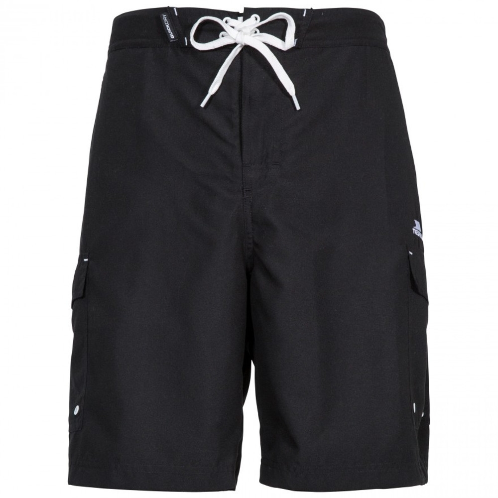 Trespass Mens Crucifer Quick Dry Board Swim Shorts Xxs - Waist 29-31 (77-82cm)