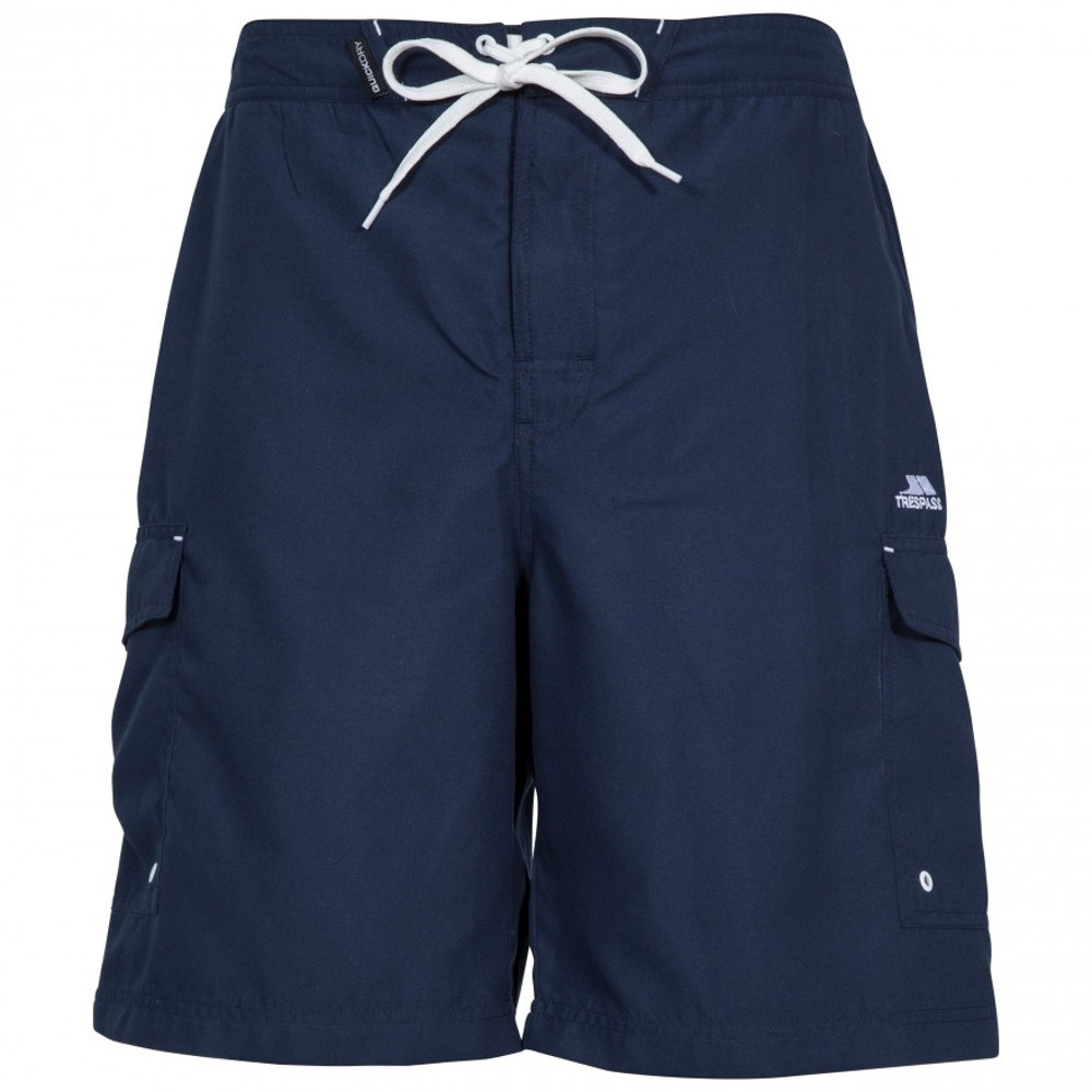 Trespass Mens Crucifer Quick Dry Board Swim Shorts Xs - Waist 27-29 (68-75cm)