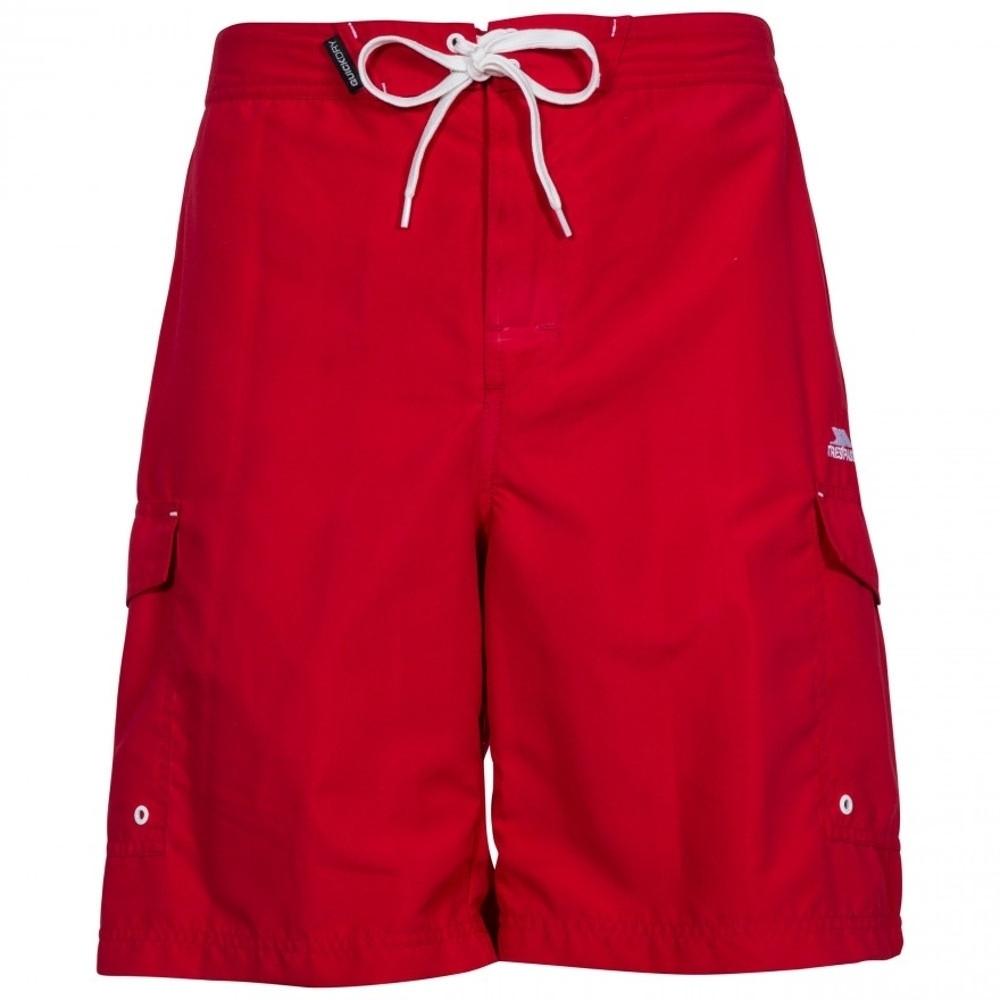 Trespass Mens Crucifer Quick Dry Board Swim Shorts Xxs - Chest 29-31 (77-82cm)