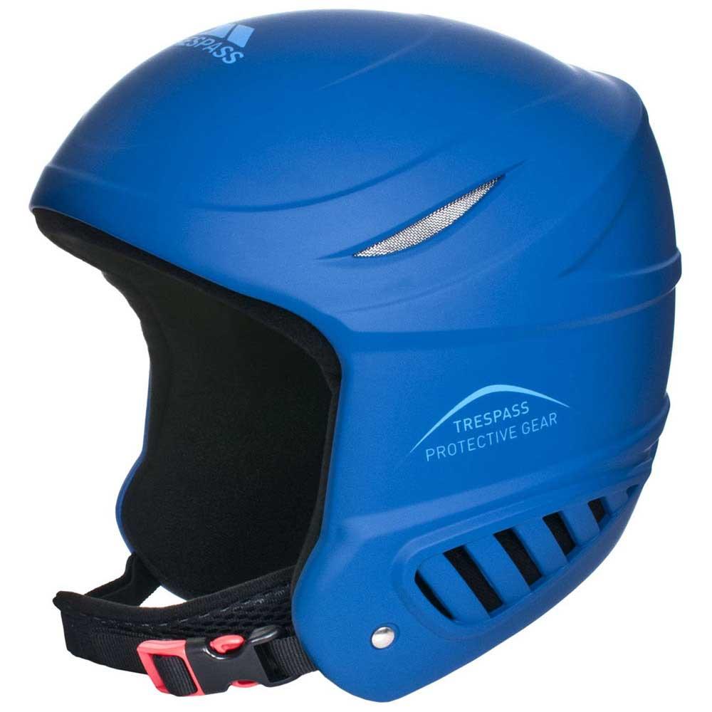 Trespass Boys Belker Snowsport Ski Snowboarding Helmet Blue