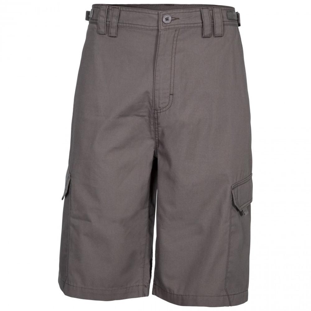 Trespass Mens Regulate Quick Dry Cargo Walking Shorts Xs - Waist 27-29 (68-75cm)