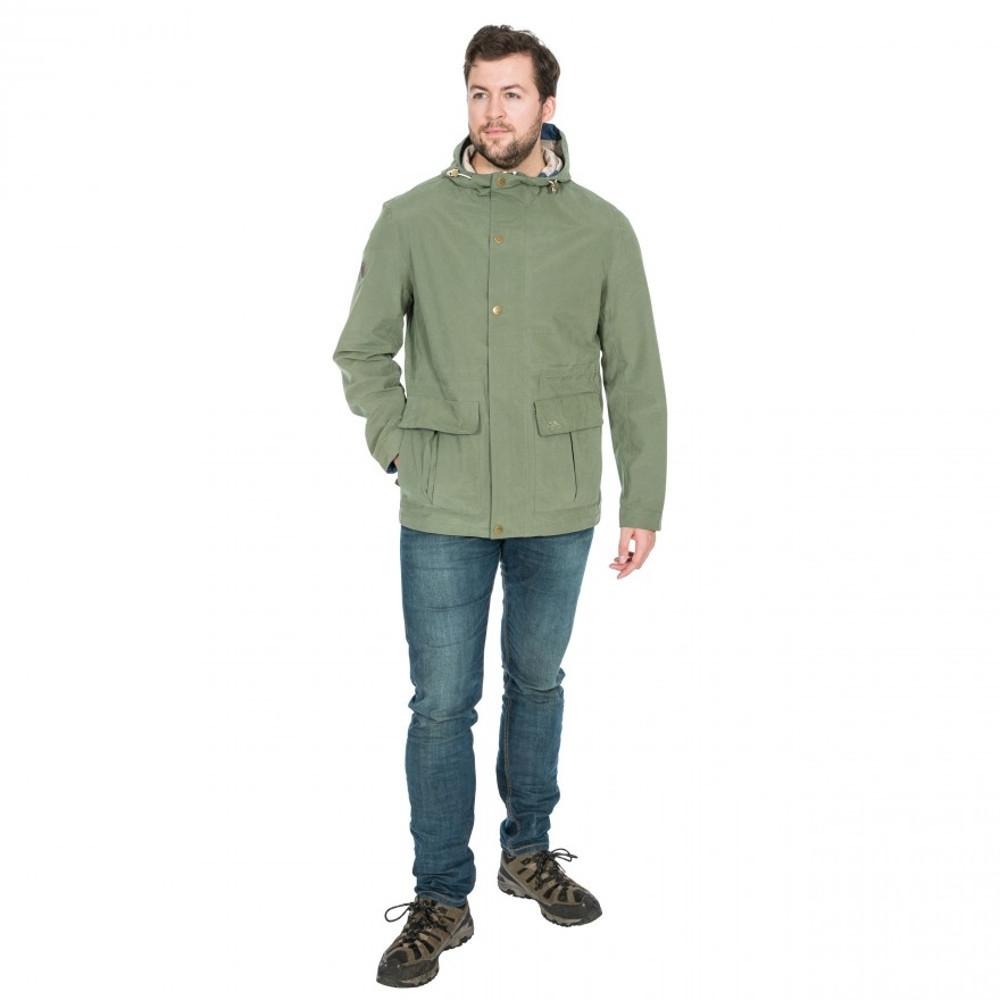 Trespass Mens Riverbank Waterproof Windproof Jacket L - Chest 41-43' (104-109cm)
