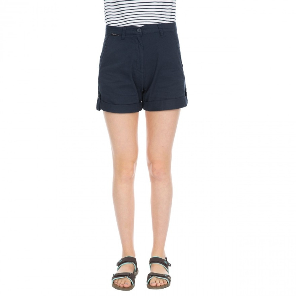 Trespass Womens Rectify Short Length Summer Walking Shorts 16/xl - Waist 34 (86cm)