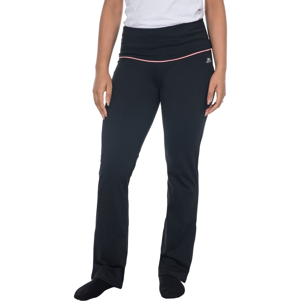 Trespass Womens Zada Duo Skin Quick Drying Active Trousers 12/m - Waist 30 (76cm)