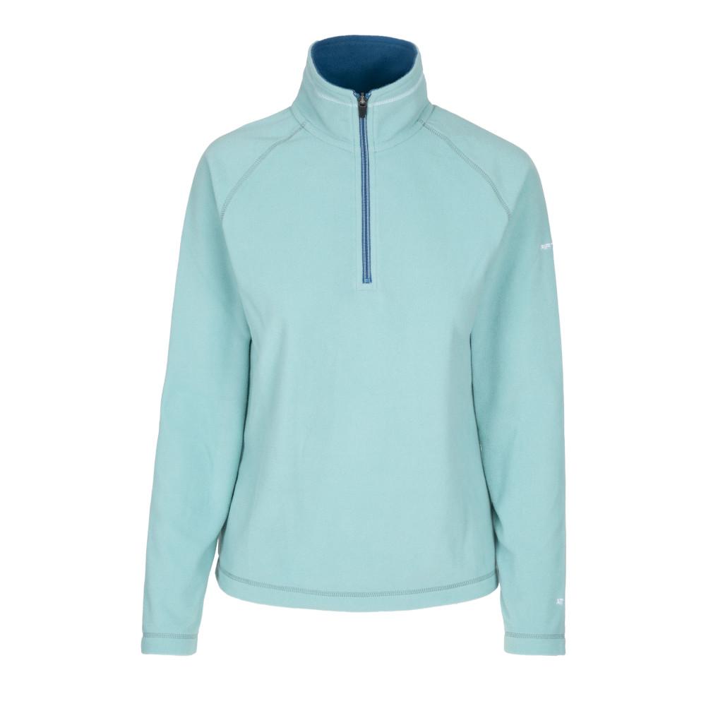 Trespass Womens Skylar AT100 Half Zip Microfleece Jacket 12/
