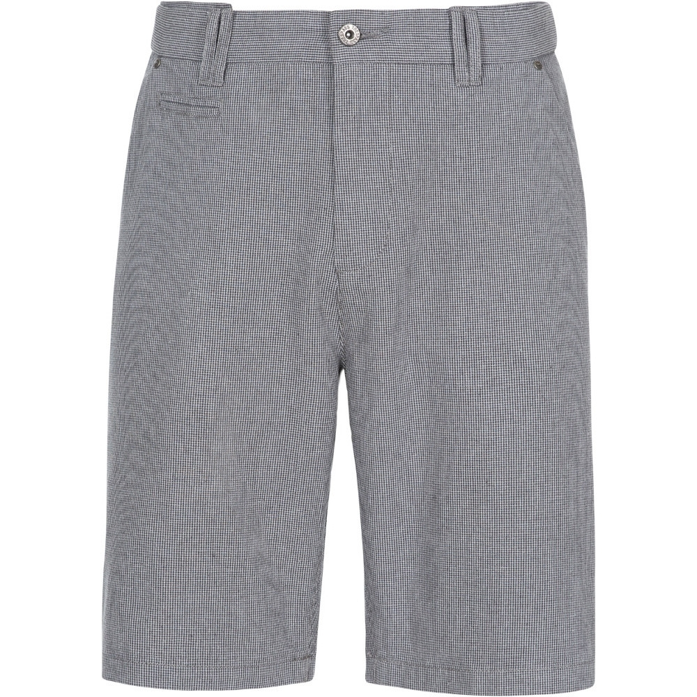 Trespass Mens Miner Longer Length Breathable Summer Shorts S - Waist 30-32 (76-81cm)