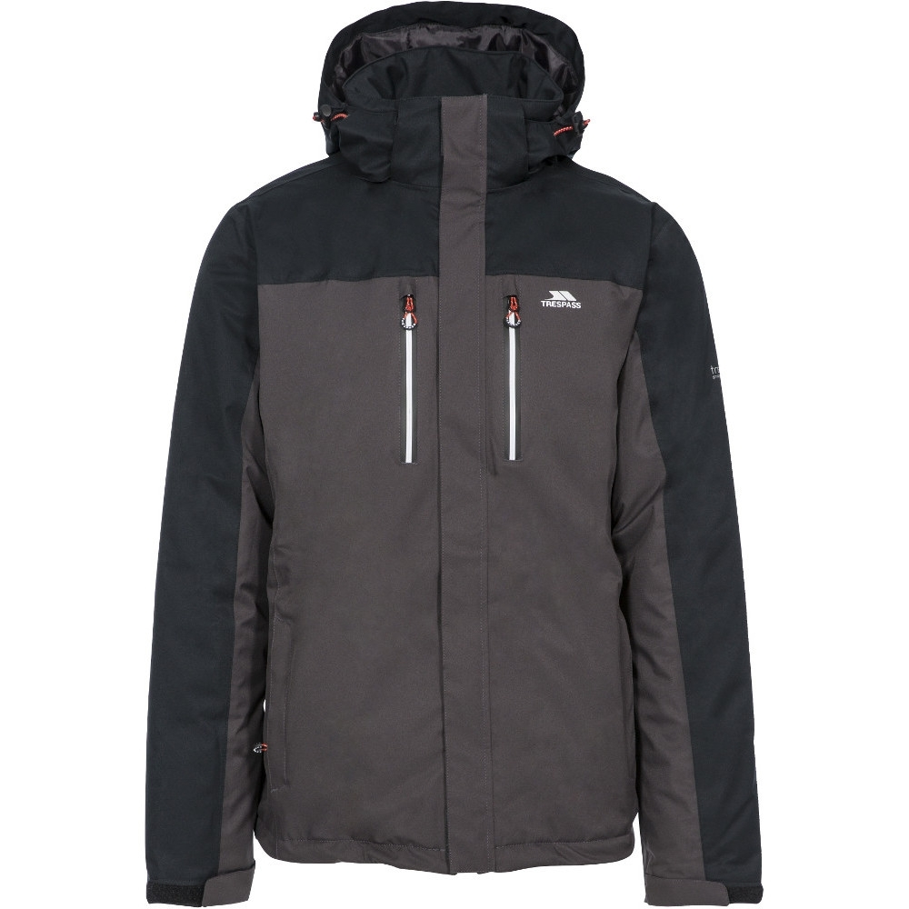 Trespass Mens Tolsford Tp75 Waterproof Breathable Jacket M- Chest 38-40 (96.5 - 101.5cm)