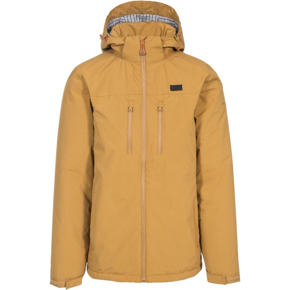 Trespass Mens Toffit Tp75 Waterproof Breathable Warm Jacket Xxl- Chest 46-48 (117 - 122cm)