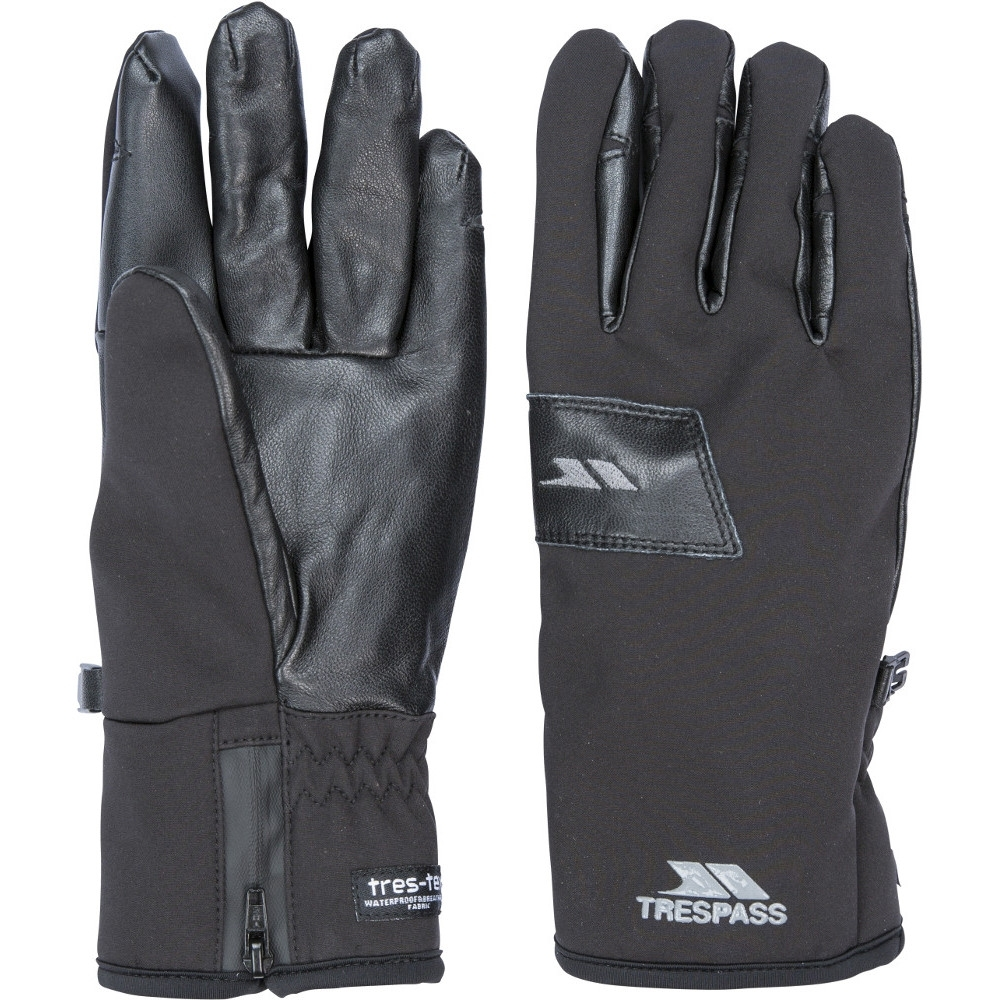 Trespass Mens Alpini Tp100 Tres Tex Touch Screen Gloves Extra Large