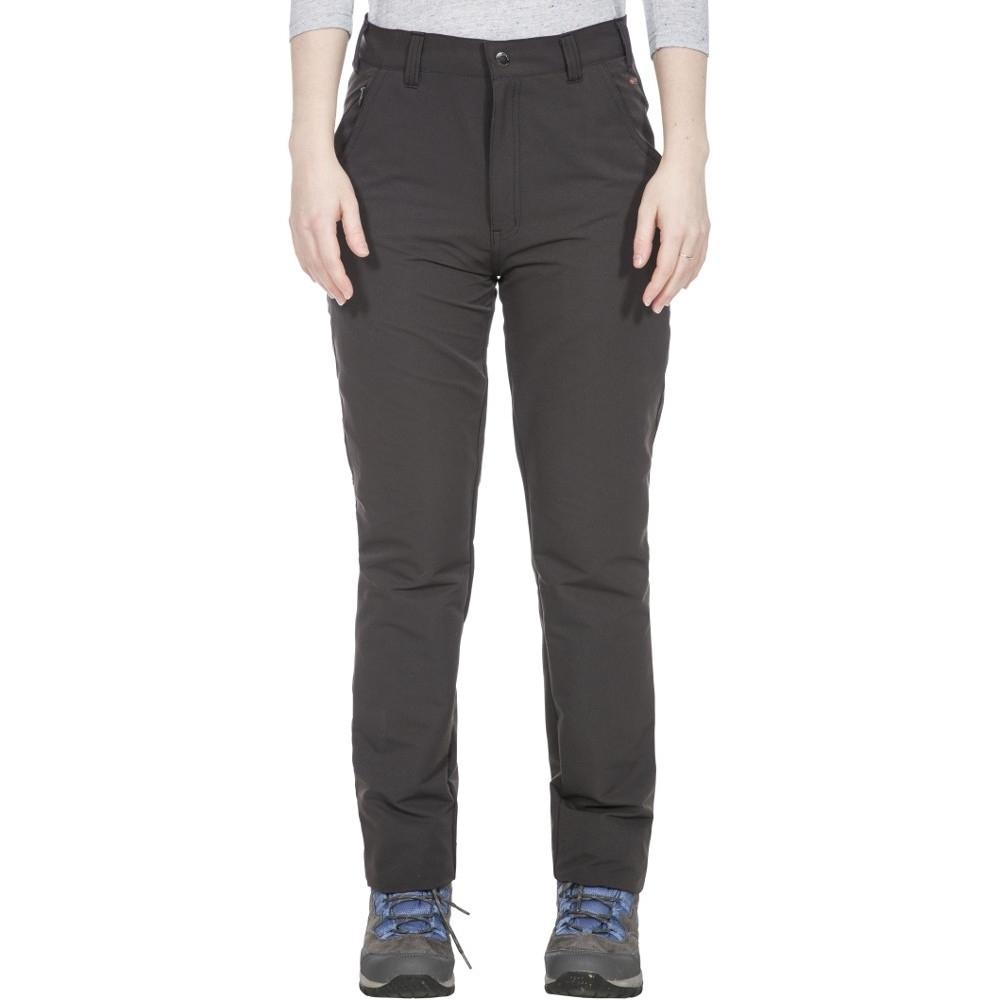 Trespass Womens Amazonite Stretchy Uv 40+ Quick Dry Trousers S- Uk 10  Waist 28 (71cm)