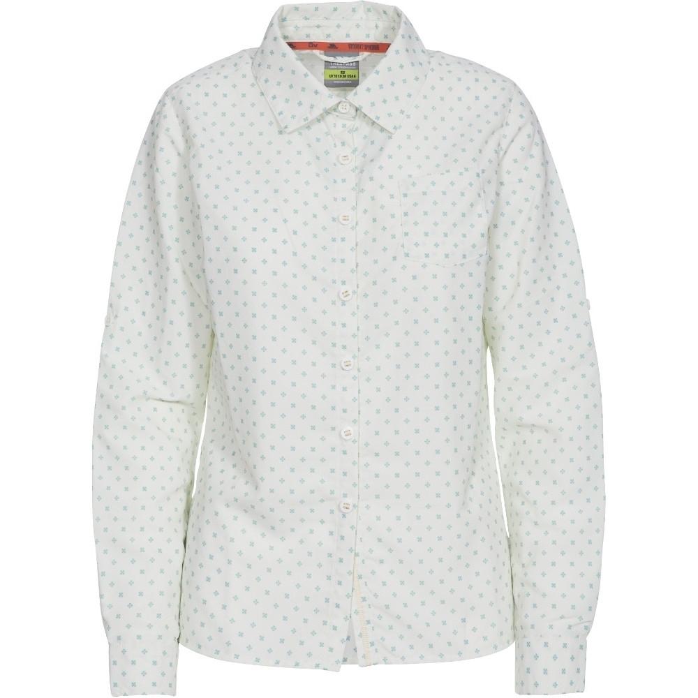 Trespass Womens Citrine Mosquito Repelling Quick Dry Shirt 16/xl - Bust 40 (101.5cm)