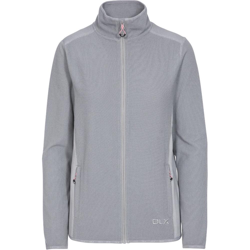 Trespass Womens Kelsay Dlx Full Zip Fleece Jacket Coat  Xs- Uk 8  Bust 32 (81cm)