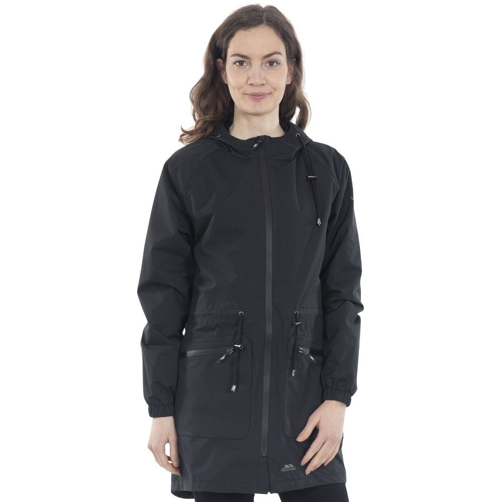 Trespass Womens Tweak Tres Shield Warm Waterproof Parka Coat M- Uk 12  Bust 36 (91.4cm)