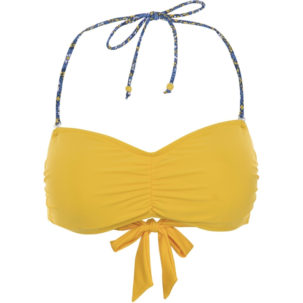 Trespass Womens Jessica Swimwear Bikini Top 10/s - Bust 34 (86cm)