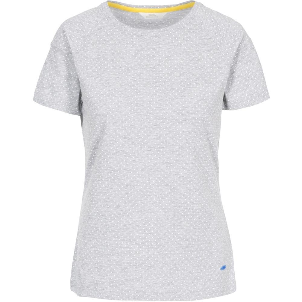 Trespass Womens Ani Crew Neck Short Sleeve T Shirt 10/s - Bust 34 (86cm)