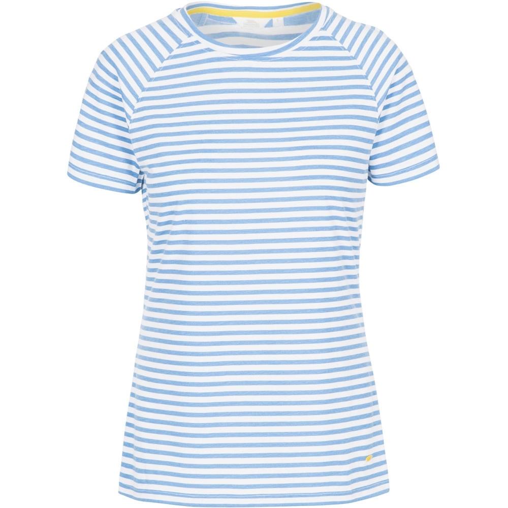 Trespass Womens Ani Crew Neck Short Sleeve T Shirt 12/m - Bust 36 (91.4cm)