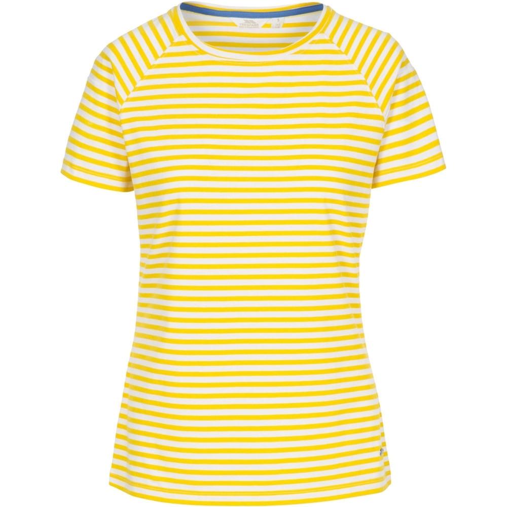 Trespass Womens Ani Crew Neck Short Sleeve T Shirt 16/xl - Bust 40 (101.5cm)