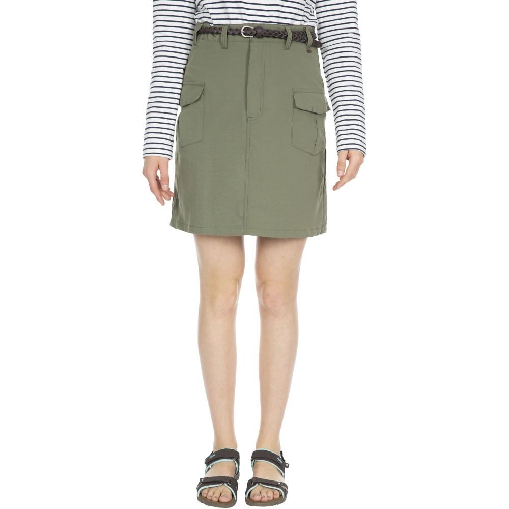 Trespass Womens Quora Quick Dry Summer Skirt 8/xs - Waist 25 (66cm)