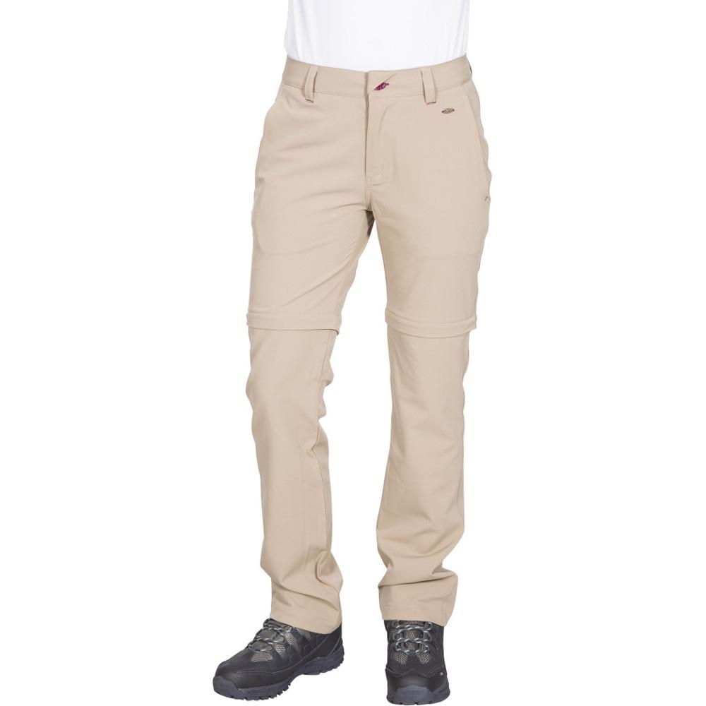 Trespass Womens Eadie Convertible Walking Trousers 12/m - Waist 30 (76cm)