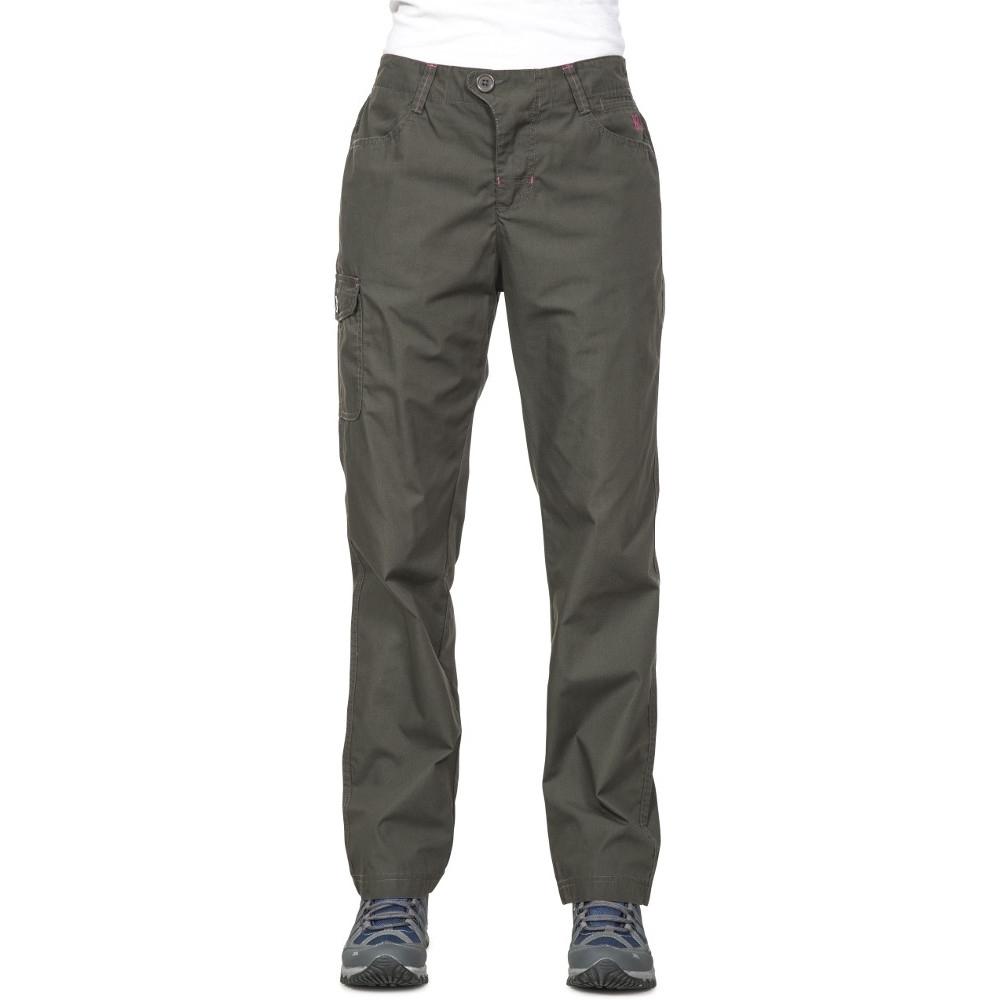 Trespass Womens Rambler Water Repellent Walking Trousers 14/l - Waist 32 (81cm)