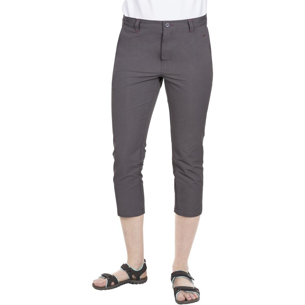 Trespass Womens Zulu Quick Drying Wicking Walking Shorts 8/xs - Waist 25 (66cm)