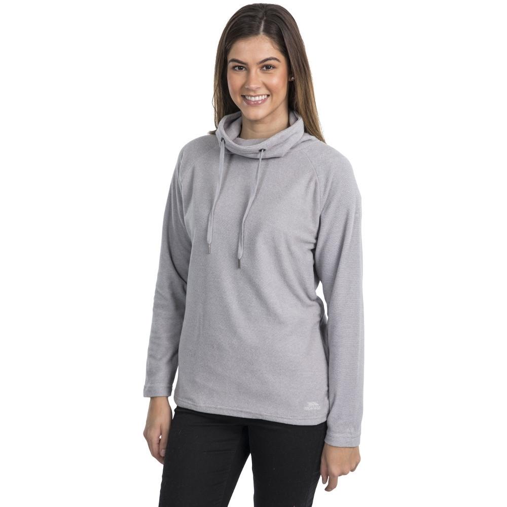 Trespass Womens Jeannie Anti Piling Fleece Hoodie 16/xl - Bust 40 (101.5cm)