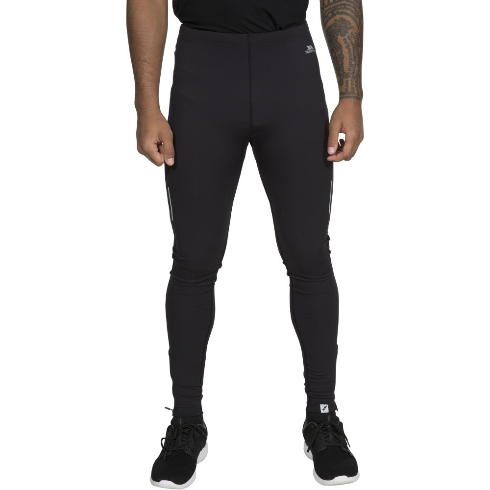 Trespass Mens Jaxon Quick Dry Wicking Active Trousers L - Waist 36-38 (91.5-96.5cm)