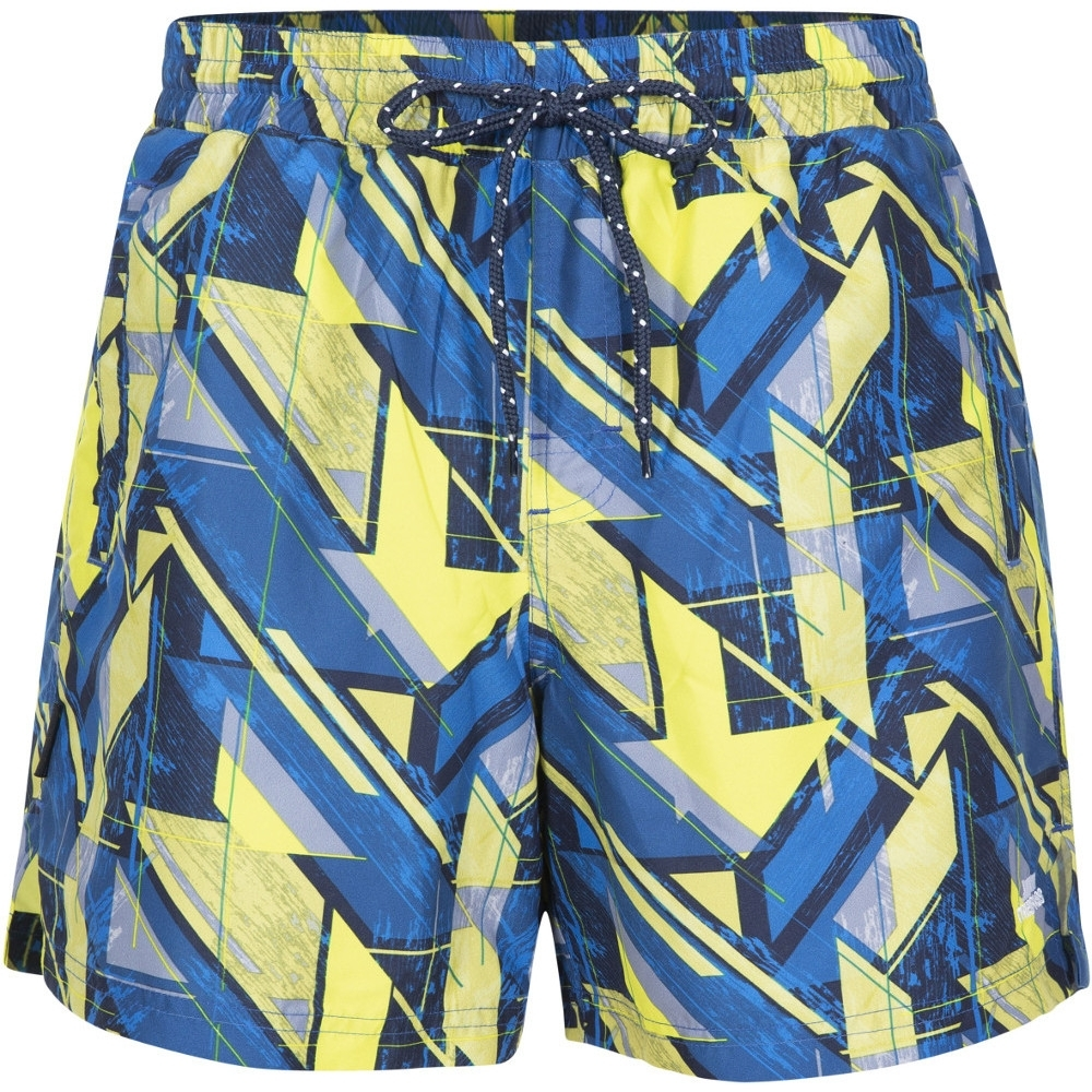 Trespass Mens Rand Quick Drying Summer Swimming Shorts Xxl - Waist 41-43 (104-109cm)