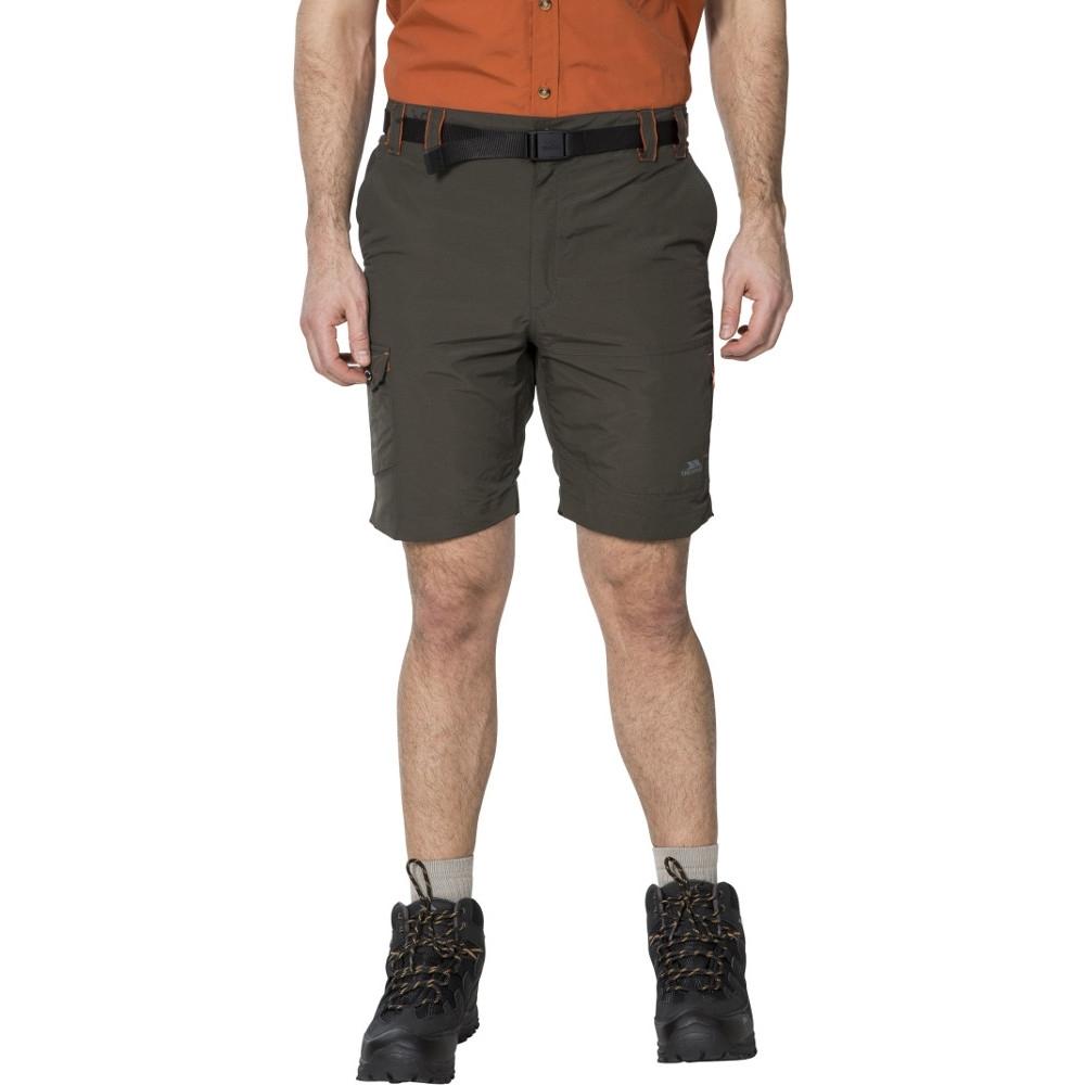 Trespass Mens Rathkenny Multi Pocket Walking Shorts L - Waist 36-38 (91.5-96.5cm)
