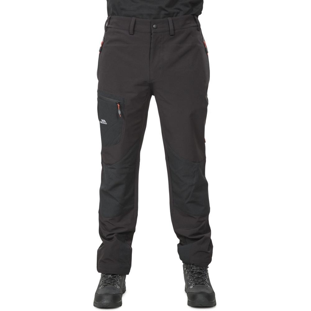Trespass Mens Passcode Mosquito Repellent Walking Trousers Xs - Waist 27-29 (68-75cm)