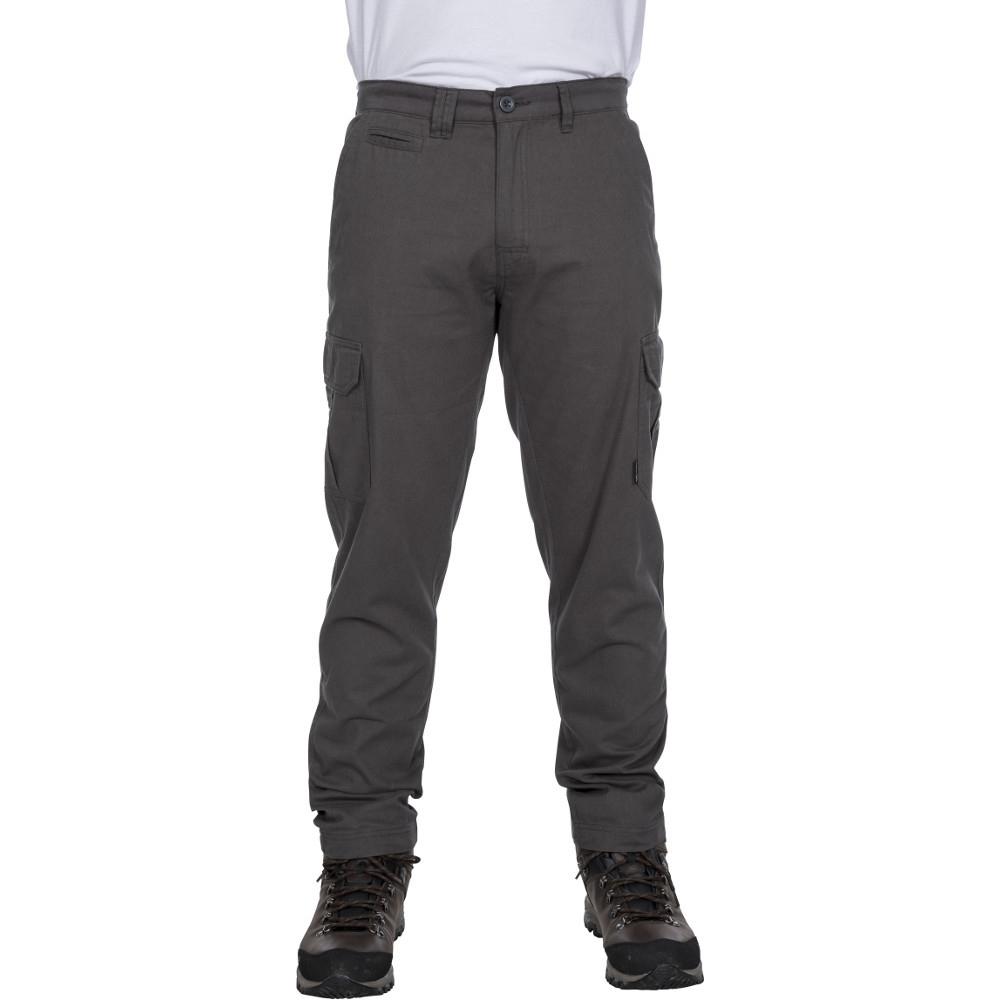Trespass Mens Tipner Breathable Lightweight Walking Trousers Xxs - Waist 29-31 (77-82cm)