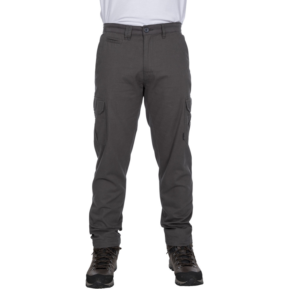 Trespass Mens Tipner Breathable Lightweight Walking Trousers Xs - Waist 27-29 (68-75cm)