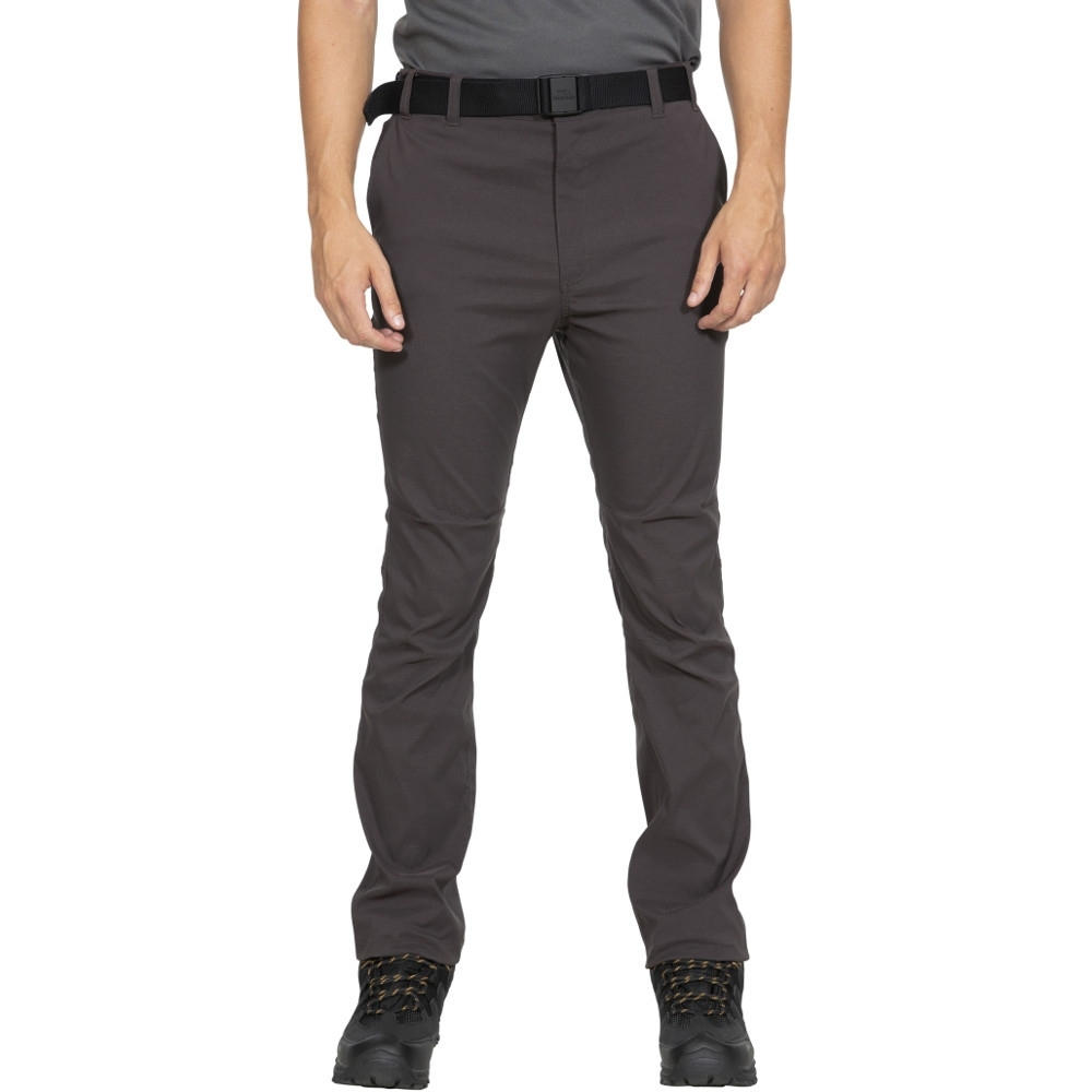 Trespass Mens Yarley Water Repellent Walking Trousers Xs - Waist 27-29 (68-75cm)