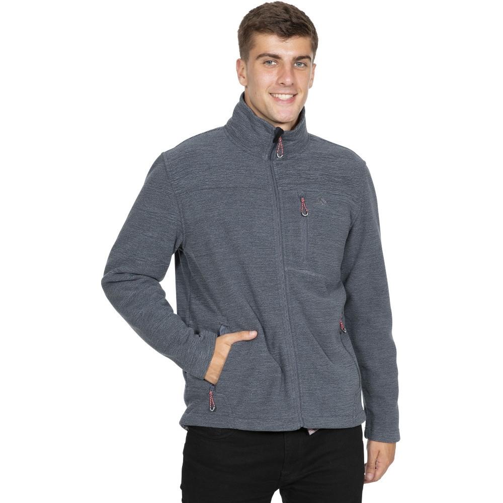 Trespass Mens Shravedell Full Zip Fleece Jacket S - Chest 35-37 (89-94cm)