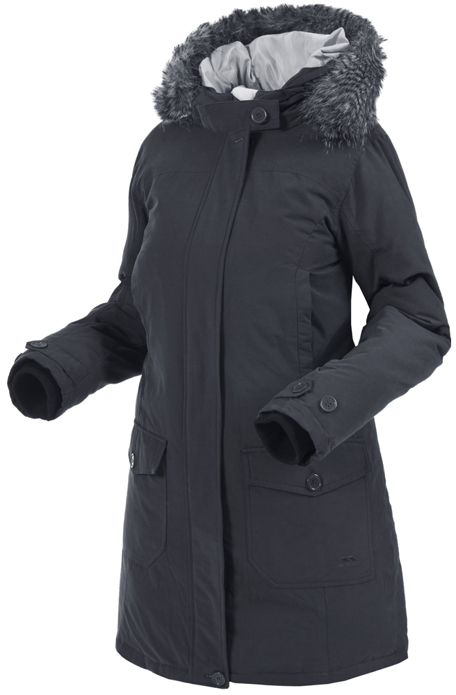 Trespass Ladies Glacial Natural Down Insulated Padded
