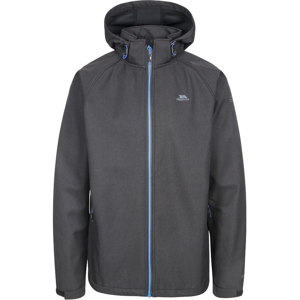 Trespass Mens Maverick Waterproof Hooded Softshell Jacket 3XL - Chest 48-50' (122-127cm)