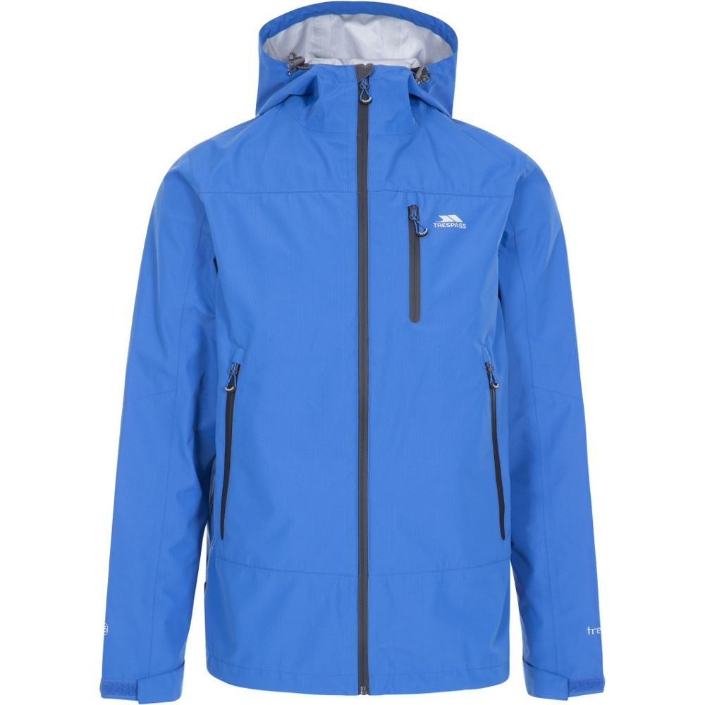 Trespass Mens Rakenfard Breathable Waterproof Hooded Jacket S - Chest 35-37 (89-94cm)